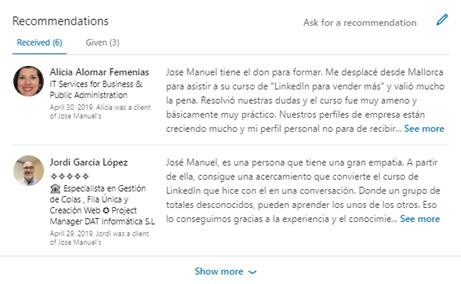 Recomendaciones-de-Linkedin-Jose-Manuel-Lodeiro-Experto-LinkedIn-Curso-Social-Selling